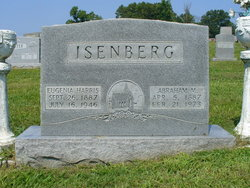 Abraham M Isenberg