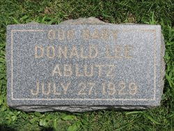 Donald Lee Ablutz