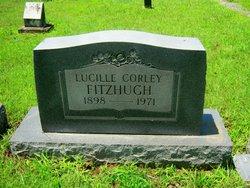 Annie Lucile Anna <i>Corley</i> Fitzhugh