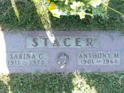 Anthony M Stacer