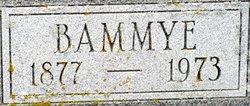 Bernice R. Bammye <i>Padgett</i> Ocheltree