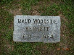 Mrs Maud Irving <i>Woodside</i> Bennett