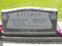 Norman Bennion Ben Bateman