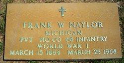 Frank Wilhelm Naylor