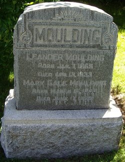 Mary Jane <i>Gale</i> Moulding
