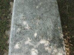 Addie <i>Woolfolk</i> Chason