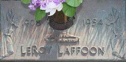 Lee Roy Laffoon