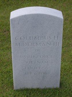 Columbus Henry Alderman, III