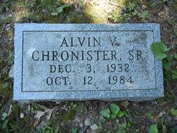Alvin V. Chronister, Sr