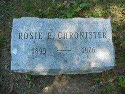 Rosie E. Chronister