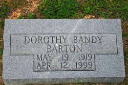 Dorothy Bandy Barton