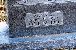 Anna M Bender