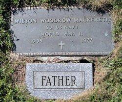 Wilson Woodrow Mackereth
