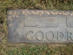 Henry Harrington Hank Goodrich
