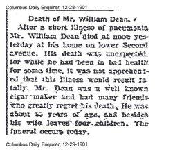 William Andrew Dean