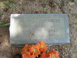 Malinda Elizabeth <i>Davidson</i> Alley
