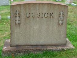 Mary Agnes <i>Reilly</i> Cusick