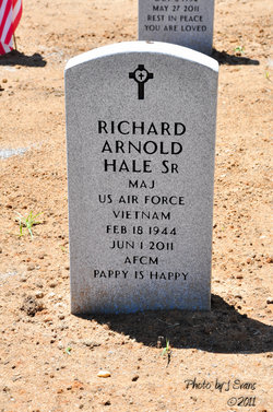 Richard Arnold Hale, Sr
