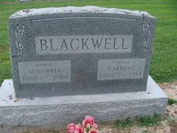 Earnest Blackwell