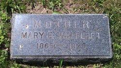 Mary E. <i>Pawson</i> Van Fleet