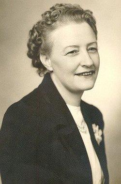Edna <i>Locke</i> Baine