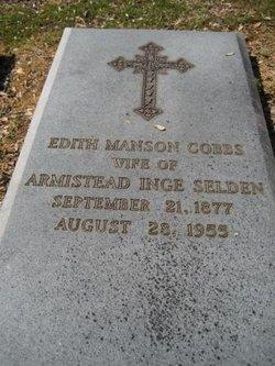 Edith Manson <i>Cobbs</i> Selden