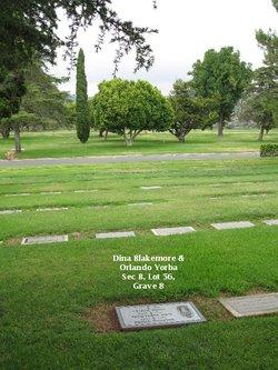 Doraldina Gladys Dina <i>Yorba</i> Blakemore