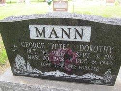 Dorothy Mann
