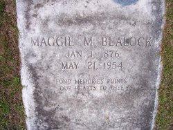 Maggie M. <i>Griner</i> Blalock