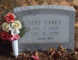 Odis Carey