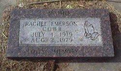 Rachel <i>Emmerson</i> Cobb