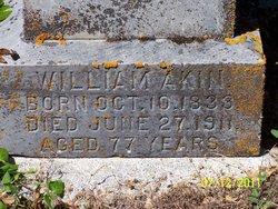 William Akin