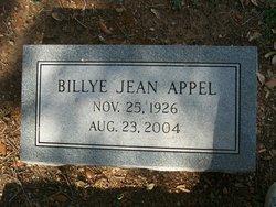 Billye Jean <i>Powell</i> Appel
