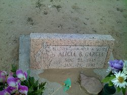 Alicia B Garcia