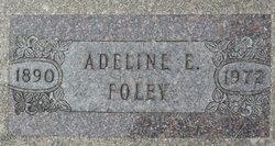 Adeline E. <i>Isherwood</i> Foley