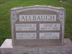 Annie M Allbaugh