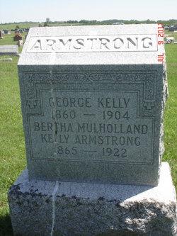 Bertha A. <i>Mulholland</i> Armstrong
