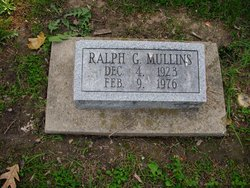 Ralph G Mullins