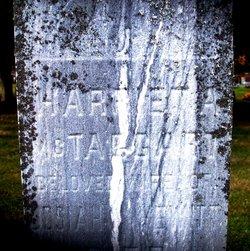 Harriet Ann <i>McTaggart</i> Hewitt