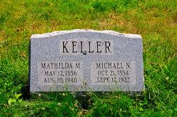 Mathilda M. Keller