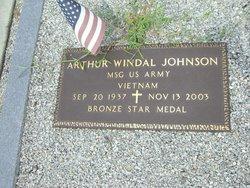 Arthur Windal Johnson