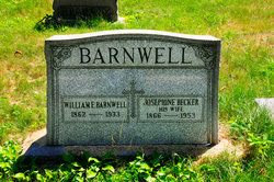 Josephine <i>Becker</i> Barnwell