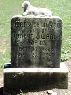 Jerry Dewayne Adams