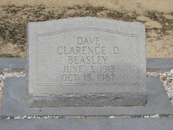 Clarence D Dave Beasley