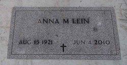 Anna Marian Ann <i>Turing</i> Lein