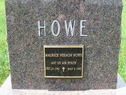 Maurice V Howe