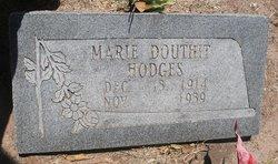 Marie <i>Douthit</i> Hodges