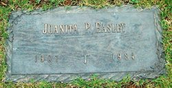 Juanita Pearl <i>Hunt</i> Easley