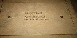 Albert of Monaco, I