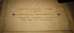 Louise d'Aumont Mazarin